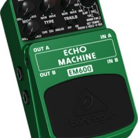 Behringer EM600 Echo Machine Effect Pedal
