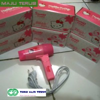 Hair Dryer Hello Kitty