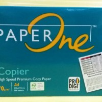 Kertas Paper One A4 70 Gr