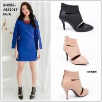 harga Sepatu Kerja Pesta Shoes Wedges Sandal Flats High Heels Boots Import Tokopedia.com