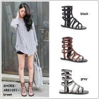 harga Sepatu Pesta Wedges Sandal Gladiator Flats High Heels Boots Import Tokopedia.com