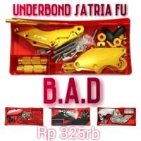UNDERBOND CNC BAD SATRIA FU
