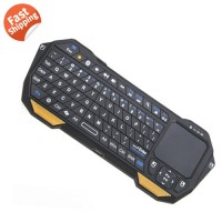 Keyboard Wireless Bluetooh Gaming Slim for Komputer Laptop Tablet PC