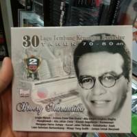 CD BROERY MARANTIKA - 30 LAGU TERBAIK TAHUN 70AN-80AN (2CD)