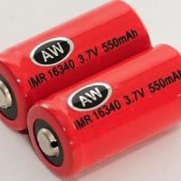 Battery Vaporizer ORIGINAL AW IMR 16340