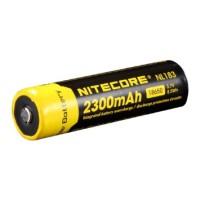 Rechargeable Battery Nitecore 18650 Li-ion 2300mAh NL 183