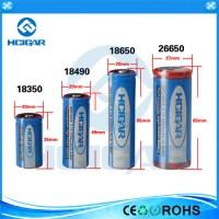 Hcigar Battery IMR26650 3500mAh