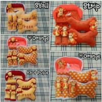 harga Bantal Mobil 3 In 1 Pooh And Tiger Yellow Or Orange Series Tokopedia.com