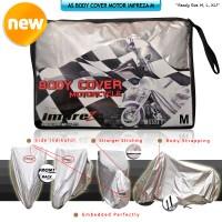 harga Body Cover Motor Impreza Size M (revo, Jupiter Z Dll) Tokopedia.com