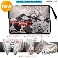 harga Body Cover Motor Impreza Size L (vario, Vino, Scoopy Dll) Tokopedia.com