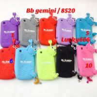 harga Silikon Bb Gemini Bb 8520 Soft Case Blackberry Gemini Blackberry 8520 Tokopedia.com