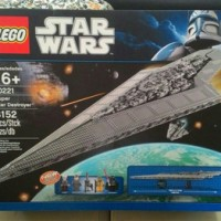 harga LEGO STAR WARS 10221 SUPER STAR DESTROYER UCS Tokopedia.com