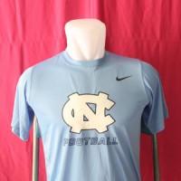 harga Kaos Olahraga Drifit Nike NCAA NC North Carolina Tar Heels Tokopedia.com