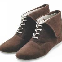 harga Sepatu Boots Wanita Sepatu Boot Cewek Sepatu Distro Murah Tokopedia.com