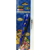 Stylus For NDS / NDSi / NDSi XL / 3DS / 3DS XL Super Mario Blue