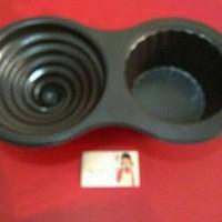 harga Loyang Giant Cupcake warna hitam Tokopedia.com