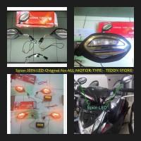 Spion LED Lampu Sein Honda Beat FI, Vario 110 125 150 ESP (Original)