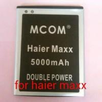 baterai haier maxx double power merk mcom
