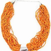 Kalung Garland Necklace Beads Hits Accessories by PinkEmma