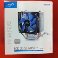 harga CPU Cooler Ice Edge Mini FS Deel Cool Fan LGA 1155 1150 775 AMD FM2 AM Tokopedia.com