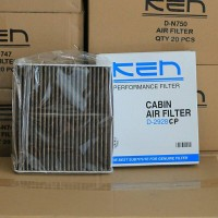 KEN Filter AC Toyota Vios/Limo. Tipe Premium Carbonactive