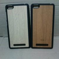 harga hard case motif wood xiomi mi 4i Tokopedia.com
