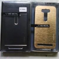 hardcase motomo ino metal original asus zenfone 2 laser 5 inc