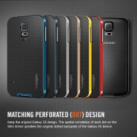 NEW NEO HYBRID SGP SPIGEN CASE FOR SAMSUNG GALAXY S5