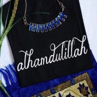 arabic alhamdulillah arab kaos baju tshirt tumblr tee lengan panjang