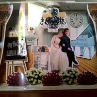 harga Lampu Hias Pop 3d Foto Unik Wedding Tokopedia.com