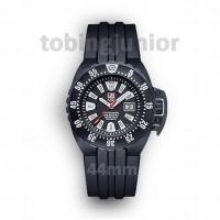 Jam Tangan LUMINOX Original A.1501 Deep Dive Automatic 1500 Black