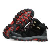 harga Sepatu Gunung Snta 465 Black Trekking/hiking/adventure/outdoor Tokopedia.com
