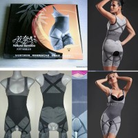 Natural Bamboo Slimming Suit - Corset Girdle of GENUINE FANGNAIER
