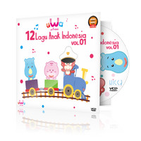 VCD 12 Lagu Anak Indonesia vol 01