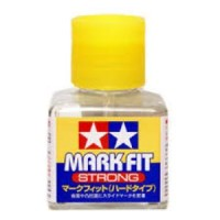 87135 Tamiya Mark Fit Strong Decal Cement Glue