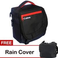 Jual Camera Bag K Canon (FREE RAIN COVER) Murah