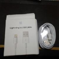 Kabel Data IPhone 5 Original 100% Lightning (Cable Data)