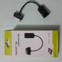 Kabel / Cable OTG For Samsung Galaxy Tab USB On The Go
