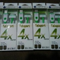 Kabel Teleport Hippo IPhone 3/4, IPad Apple Lighting 90cm Cable