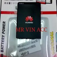 Baterai Huawei Hb4f1/u8800,e5, 1deos X5, U8860, Honor,c8800