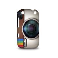 Instagram Logo Case for Blackberry 9900 9980