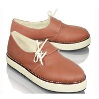 Sepatu Dokmar Casual Wanita Cewek Trendy Slip On Tali FHM995