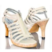 harga Sepatu Sandal High Heels Hak Tinggi Casual Wanita Cewek Fif992 Tokopedia.com