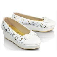 Sepatu Dokmar Casual Flat Shoes Wanita Cewek Trendy Slip On FIF909