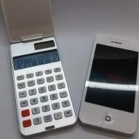 Kalkulator bentuk iphone