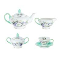 17 Pcs Tea set (RL 10708N-CIUS188R)