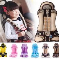 Jual Car Seat Portable Bayi MURAH | Seat Belt Mobil Anak | Sabuk Pengaman Murah