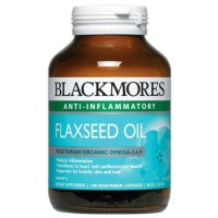 Jual Blackmores Flaxseed Oil isi 100 kapsul Murah