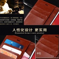 ZTE Blade A711 High Quality PU LeatherRetro stand case
