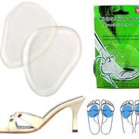 Massaging Gel Cushion Pad High Heel Shoes Alas Sepatu